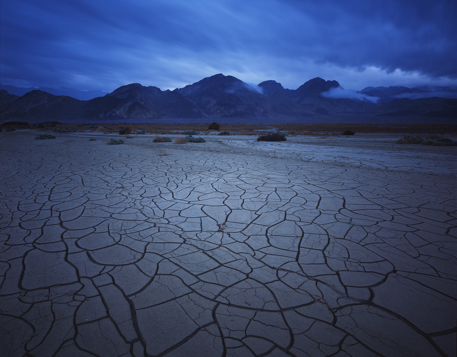 Before the Storm  | Death Valley, California