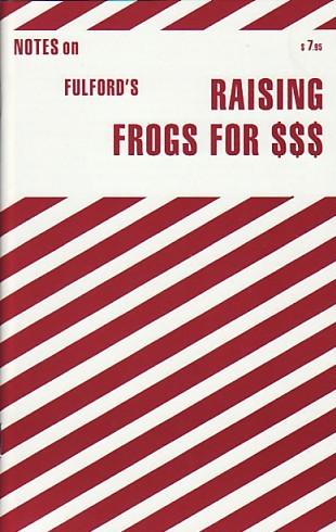 Major frog talk with artist  Jason Fulford .