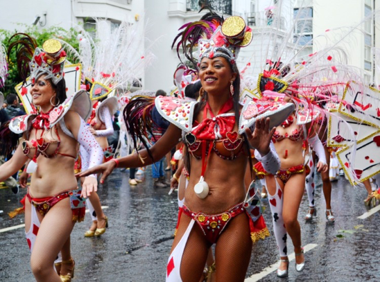 carnival notting hill august the tung calendar