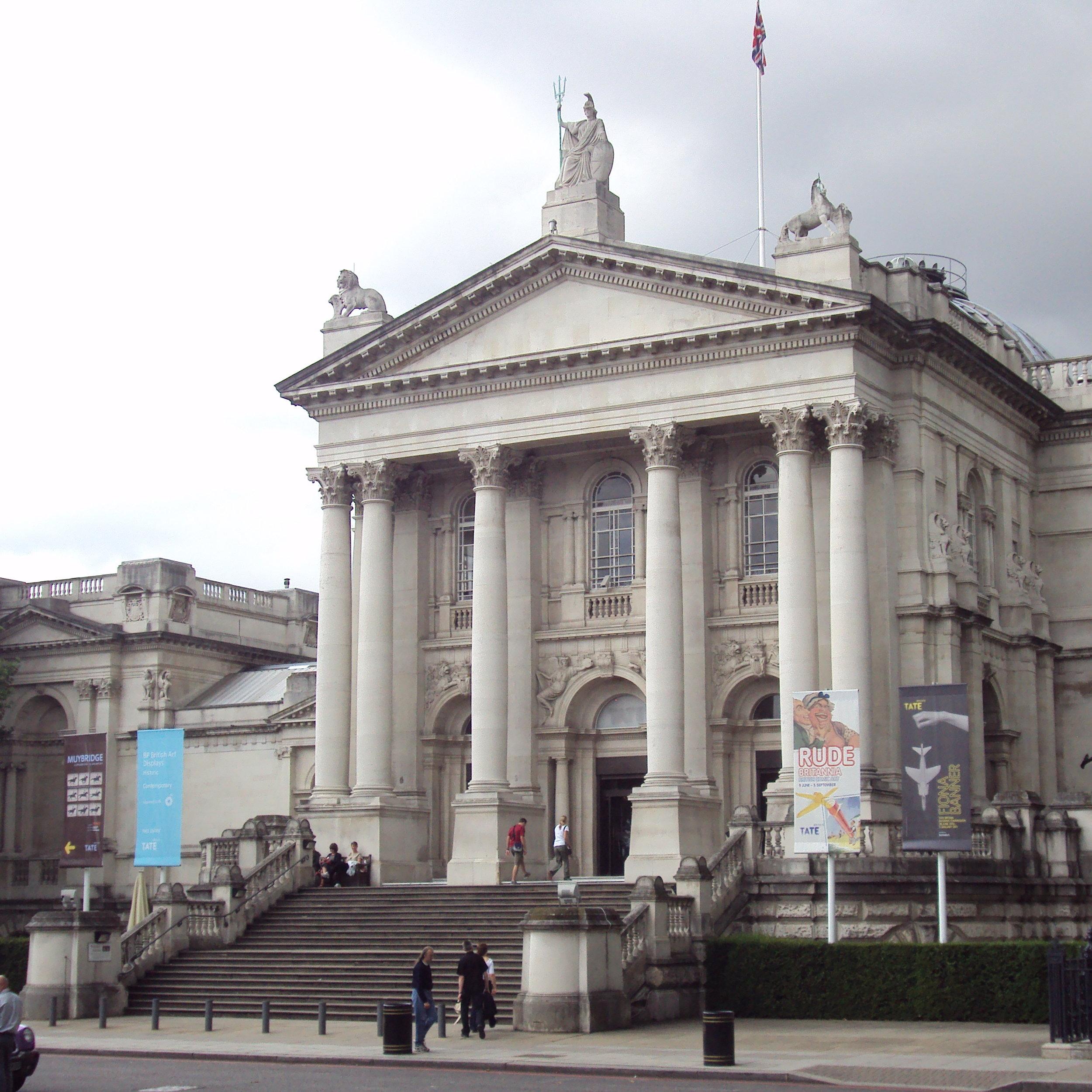 The Tung Magazine Art Music Theatre Culture Interview Tate Britain