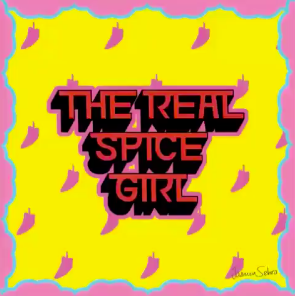 Still from 'The Real Spice Girl' by Jasmin Sehra