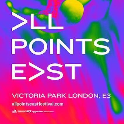 the tung magazine london summer festival all points east