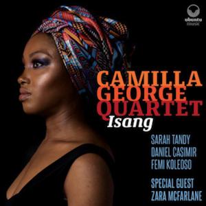 camilla george quartet isang album jazz southbank