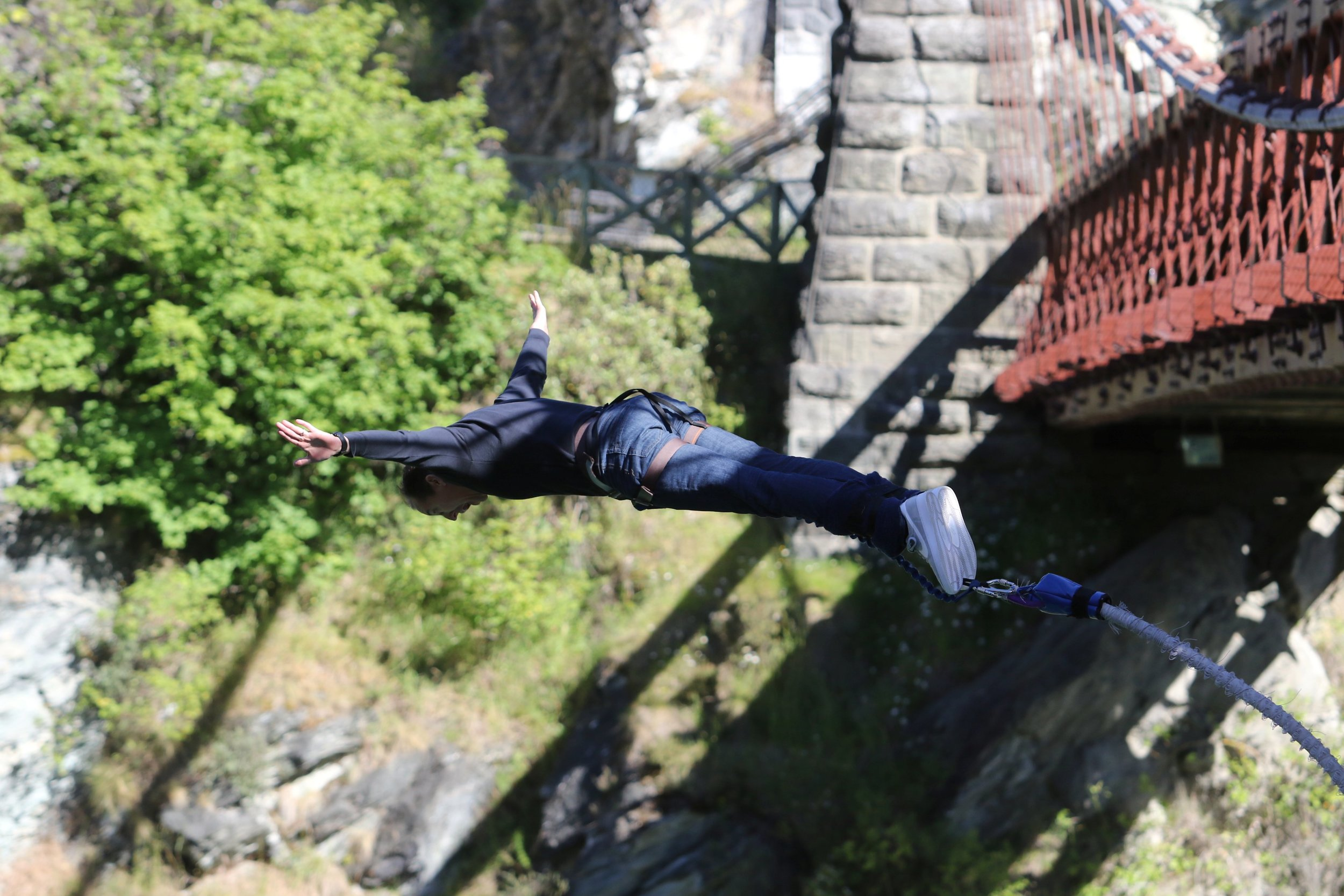 johnbungijump