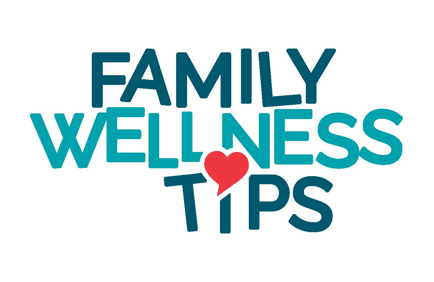 Family Wellness Tips Logo