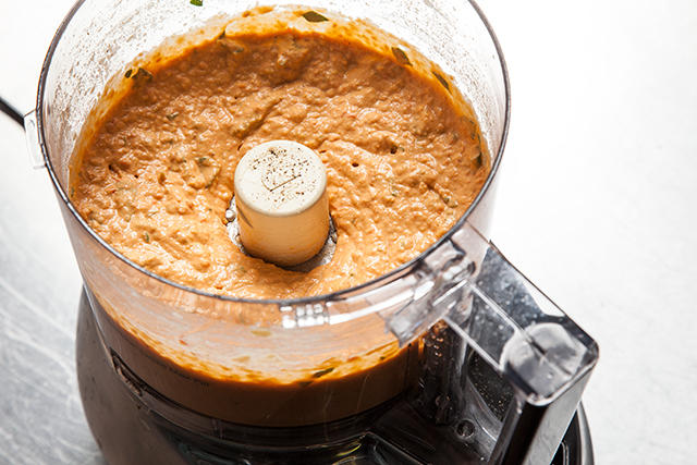 Blended Hummus - Picture courtesy of  Chowhound