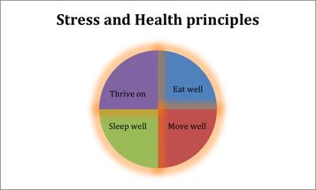 Healthy Life Pie Chart