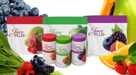 Juice Plus -