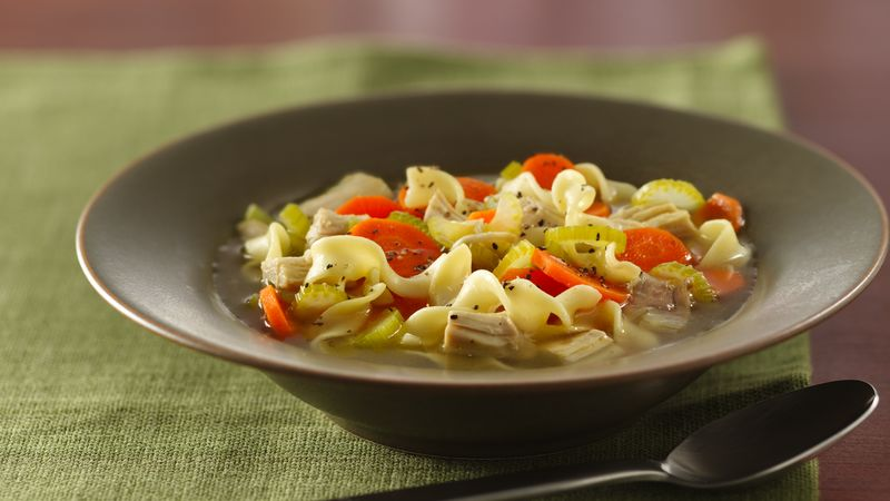 Chicken Noodle SoupCough/Cold Remedy -