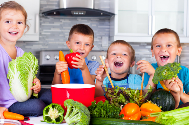 kids eating vegetables and fruits.png