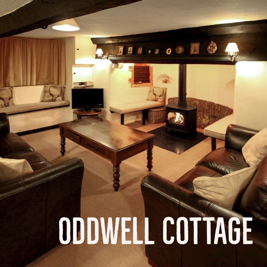 ODDWELL COTTAGE - Oddwell Cottage at Brompton Ralph is a Grade II listed character holiday cottage which dates back over 300 years. The large living room has a sit-in inglenook fireplace with original bread oven and a host of oak beams. The sandy beach at Blue Anchor Bay is 9 miles. Fishing on Clatworthy Reservoir, 3 miles. The Quantock Hills are to the east, Minehead and Dunster are a short drive away.Cottages.com