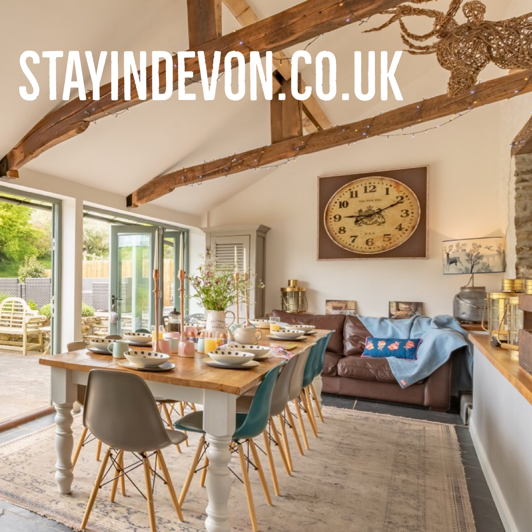 STAYINDEVON.CO.UK - Stay In Devon's Exmoor self-catering cottages provide the perfect base for exploring this magical region. From beautiful stretches of coastline to the enchanting Exmoor National Park, the area has so much to offer visitors.Whatever you're looking for, you're sure to find your perfect home-from-home with their quality collection of holiday cottages.You can find their Exmoor cottages here:  StayinDevon.co.uk