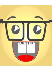 SMILEY Clever, Genie, Brille ENK_Überarbeitet_Symbolbild KLEIN.png