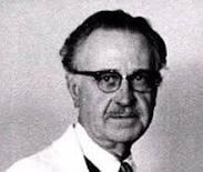 Henrik SJÖGREN, schwedischer Augenarzt, der als erster die nach ihm benannte entzündliche Erkrankung der Tränen- und Speicheldrüsen beschrieben hat., die zum Sicca Syndrom von Auge und Mund führt.
