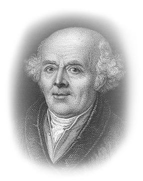 Samuel  Hahnemann  (1755-1843) - Begründer der Homöopathie