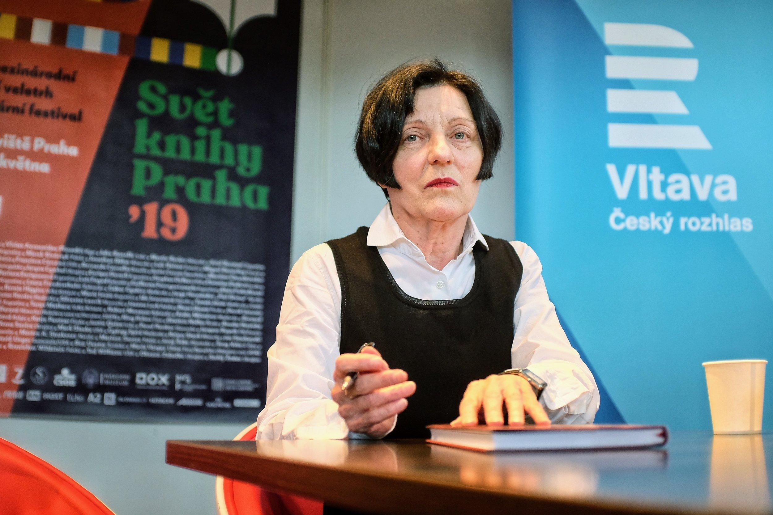 Herta Müller, Svět knihy 2019