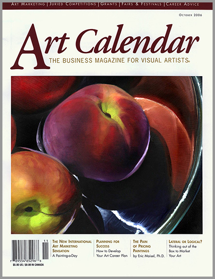 Cover Art and Article - October 2006 - Click to Read Article