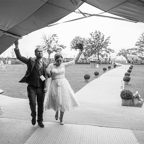 Mr & Mrs Deione