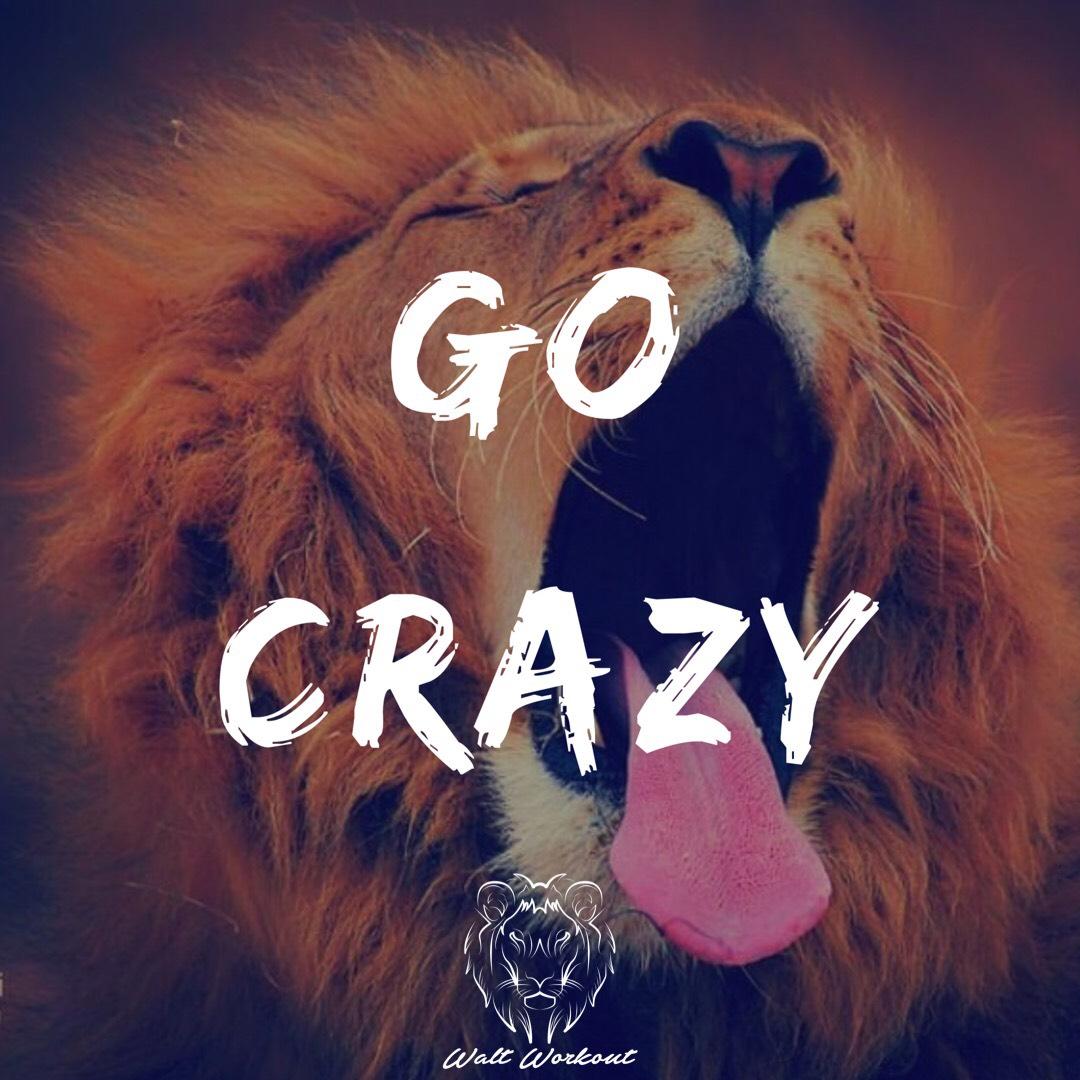 Go Crazy Mix Cover