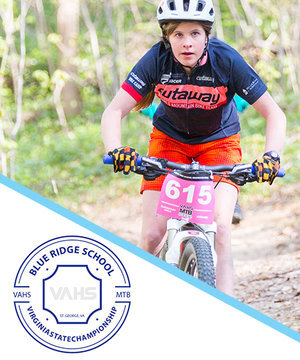 ST. GEORGE - BLUE RIDGE SCHOOLMAY 11, 2019 // 12:00 PMState Championships! BRS's course is mountain bike wonderland--it includes challenging climbs, flow trail, and rock gardens.