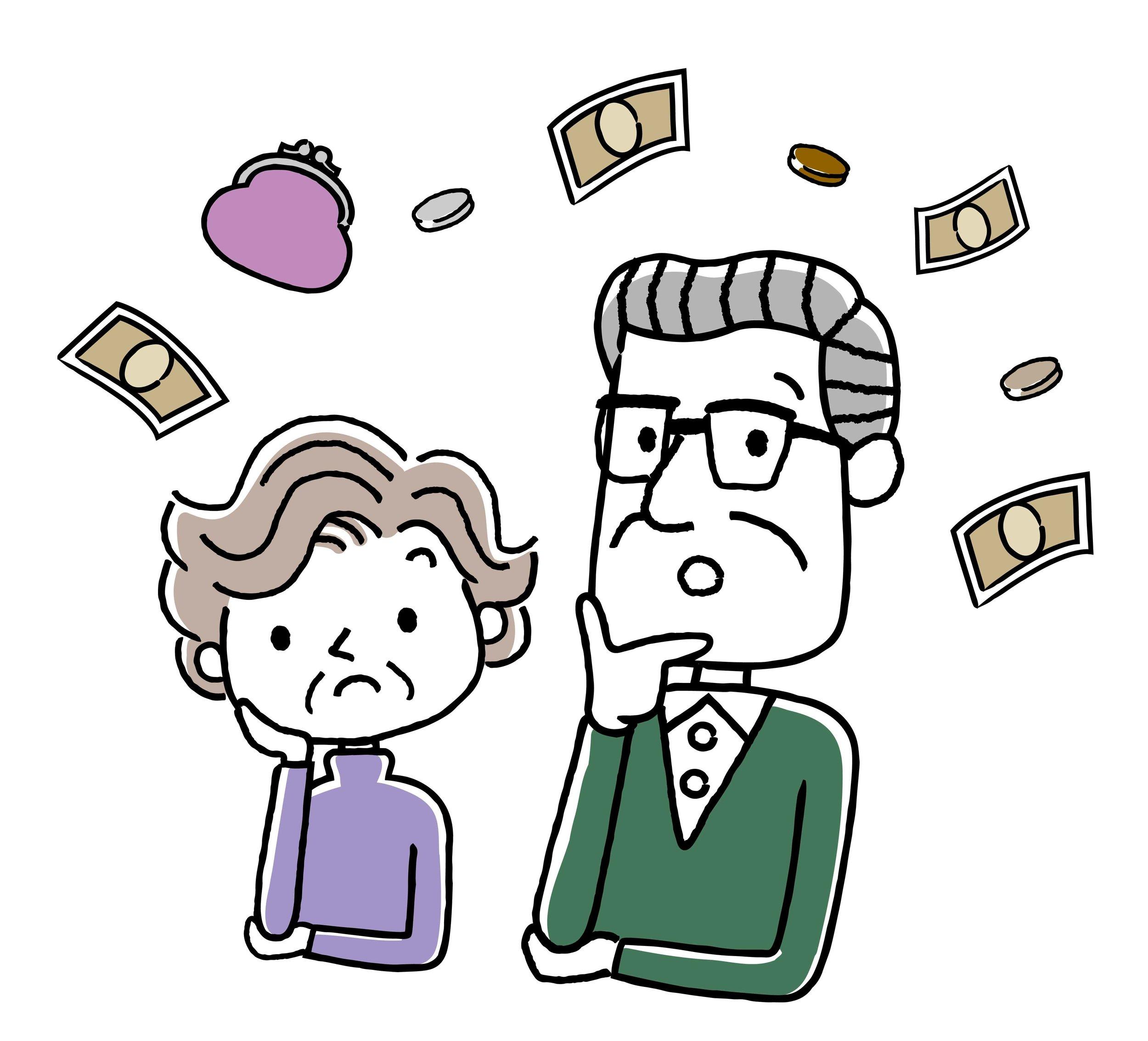 retirement-money-couple-responsibilities-