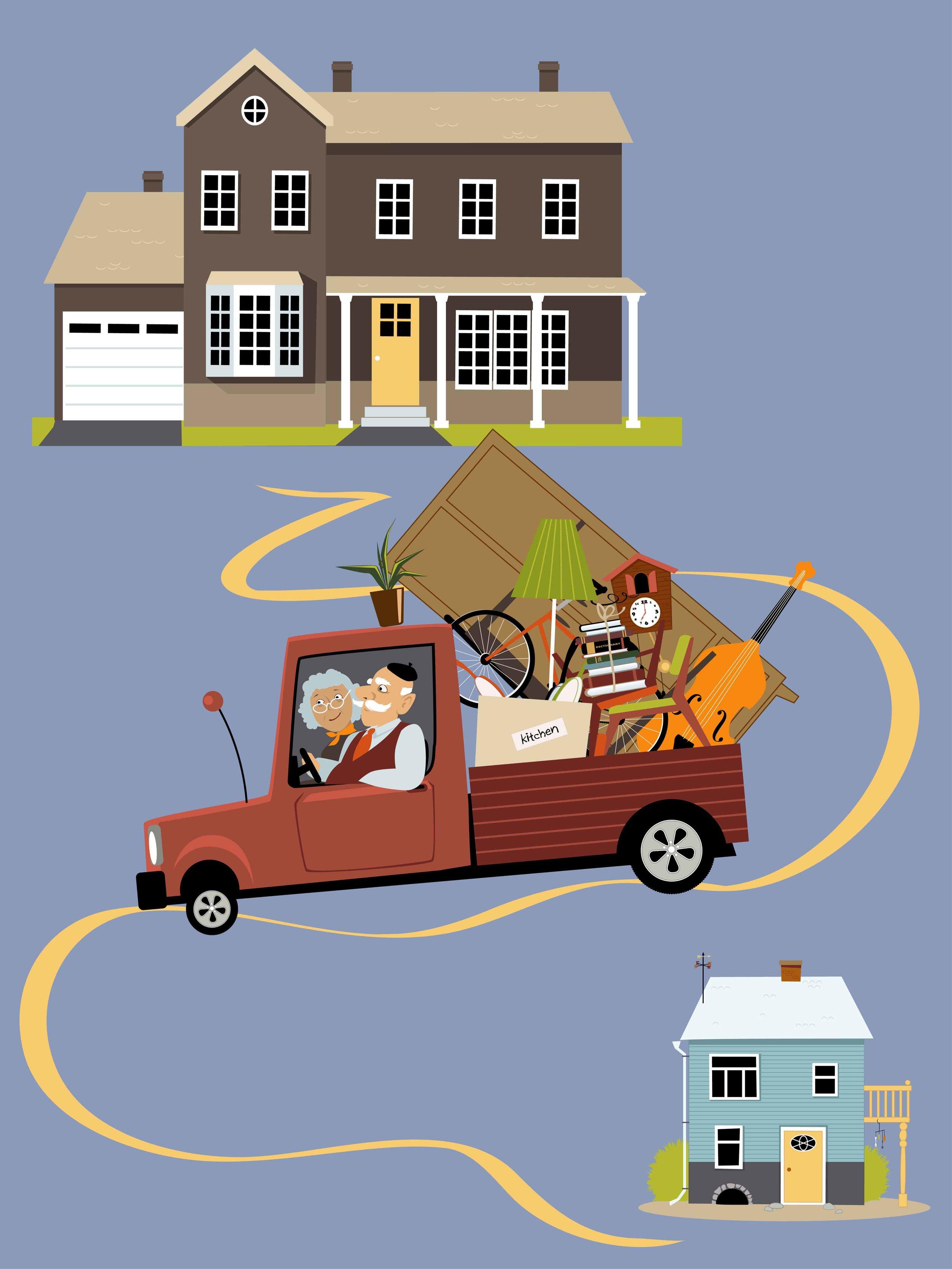 downsizing-house-moving-house