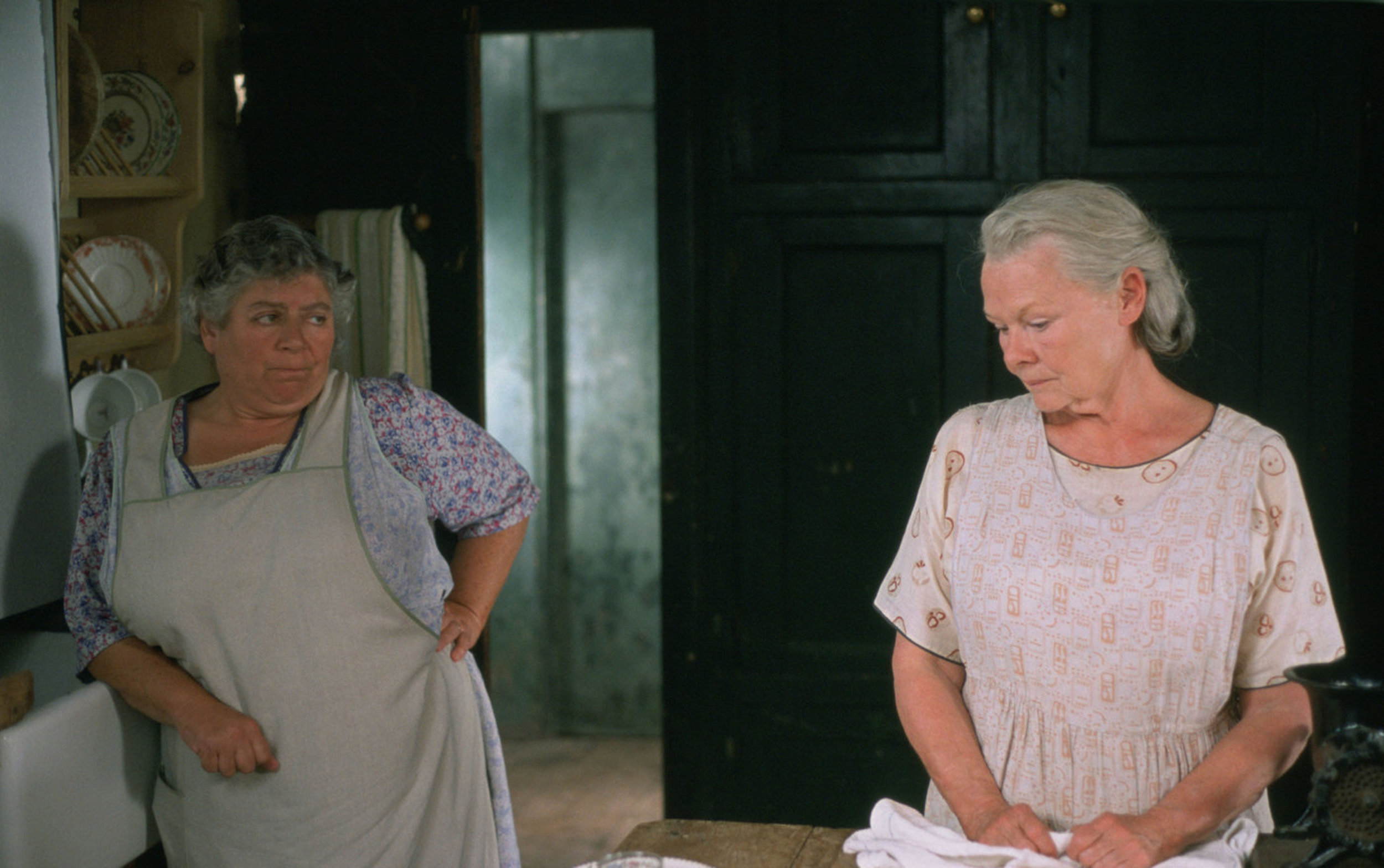 Miriam in Ladies in Lavender with Judi Dench