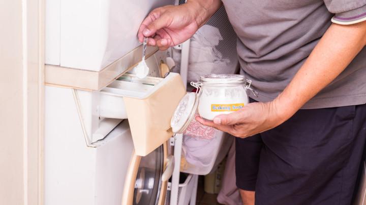 bicarbonate-soda-washing