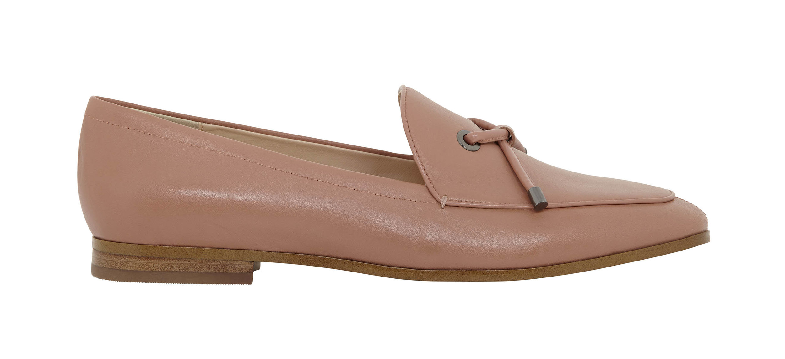 8.  Apricot loafers, £59, M&S