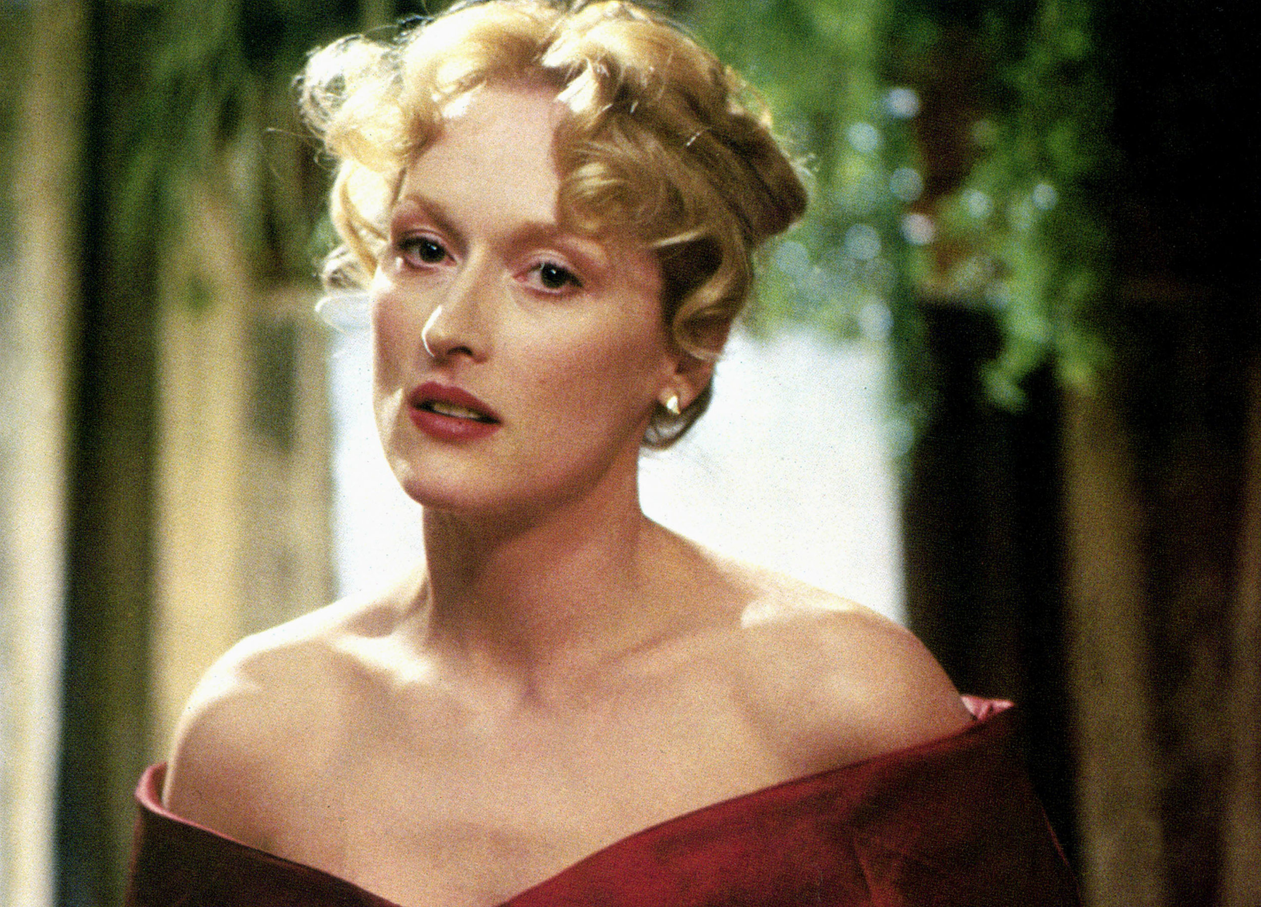 Meryl wowed as Sophie in Sophie's Choice in 1982