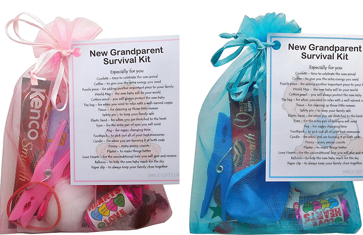 grandparent survival kit