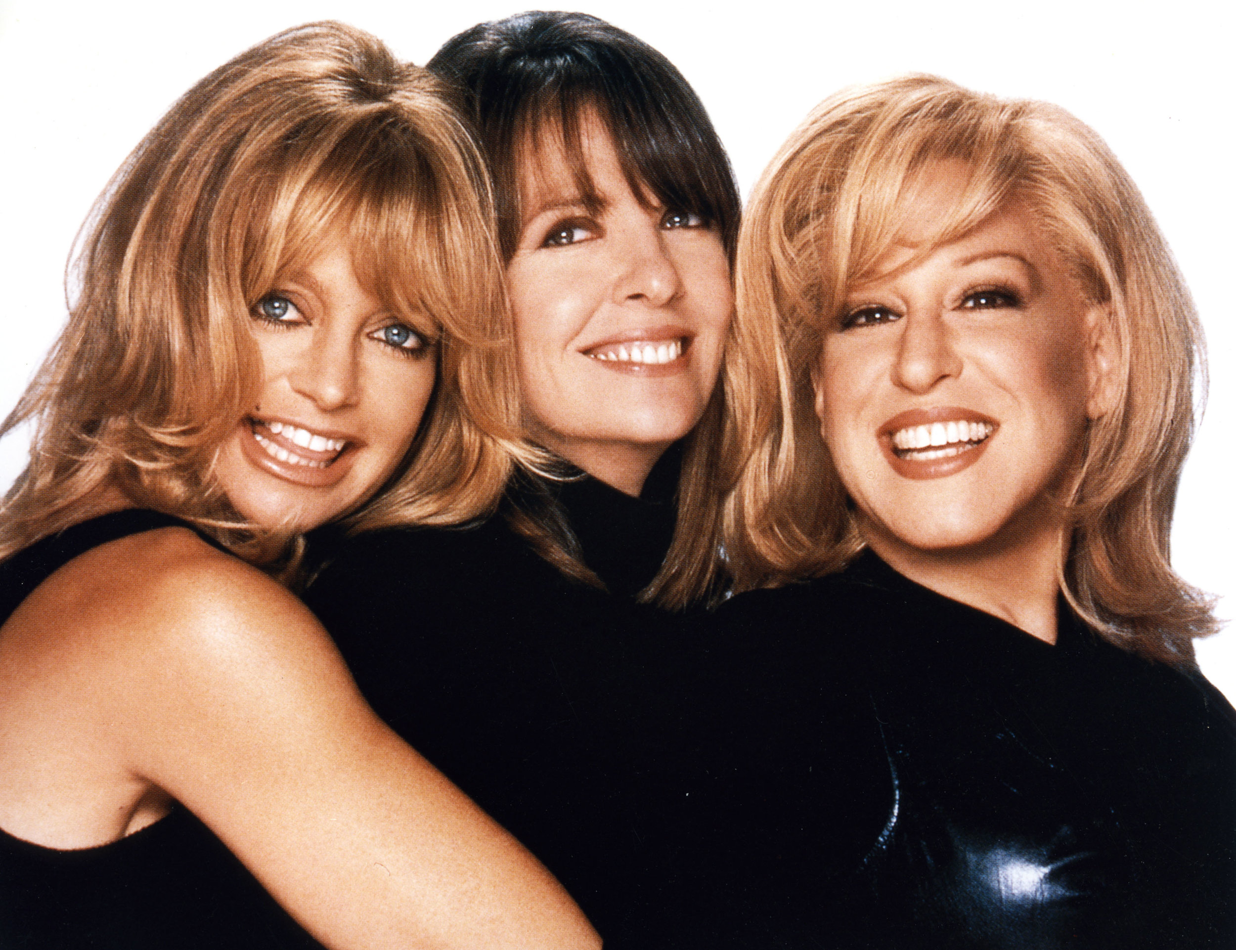 Diane with Bette Midler and Goldie Hawn in The First Wives Club