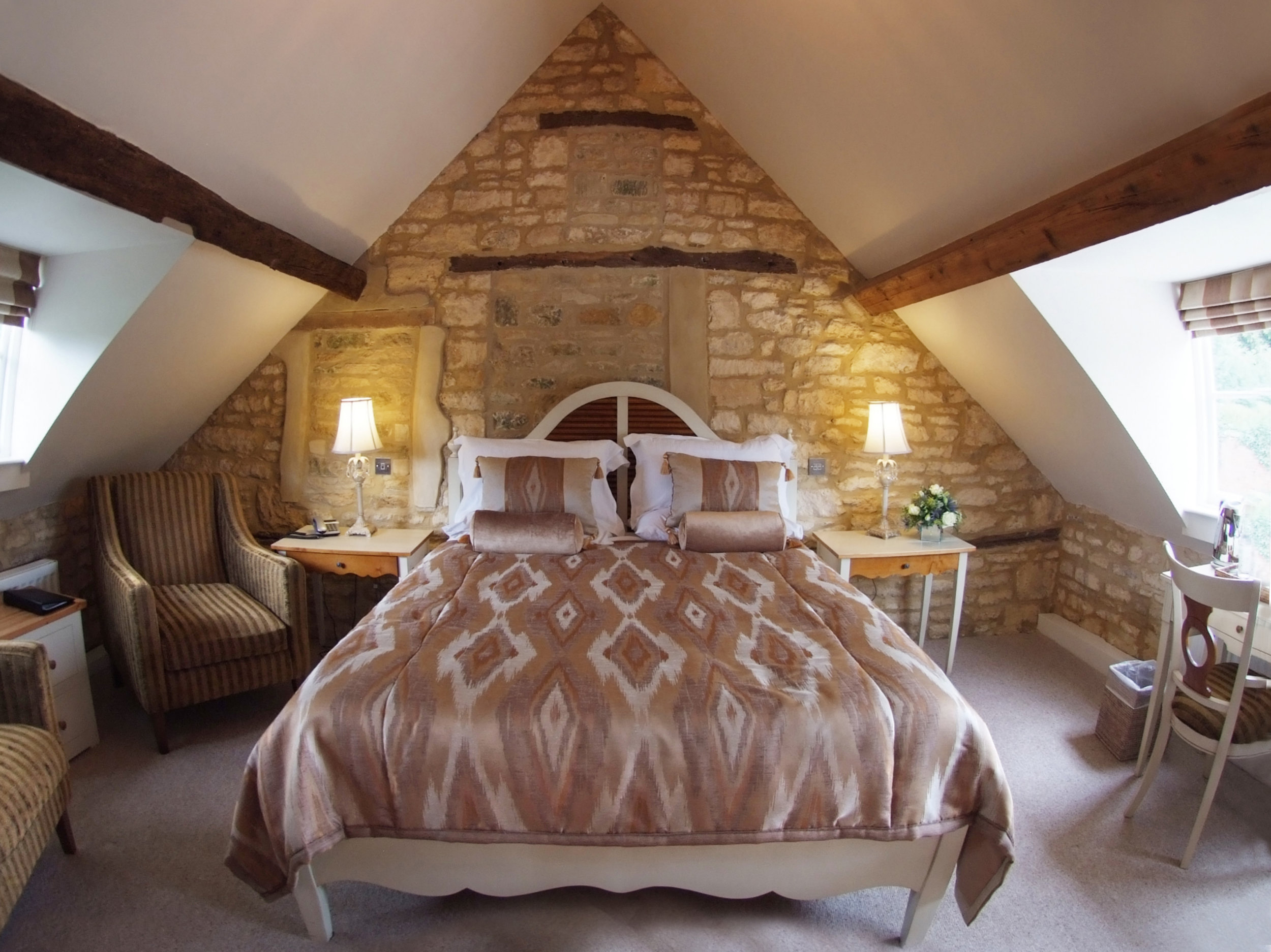 Master Suite at The Kings Head Chipping Campden