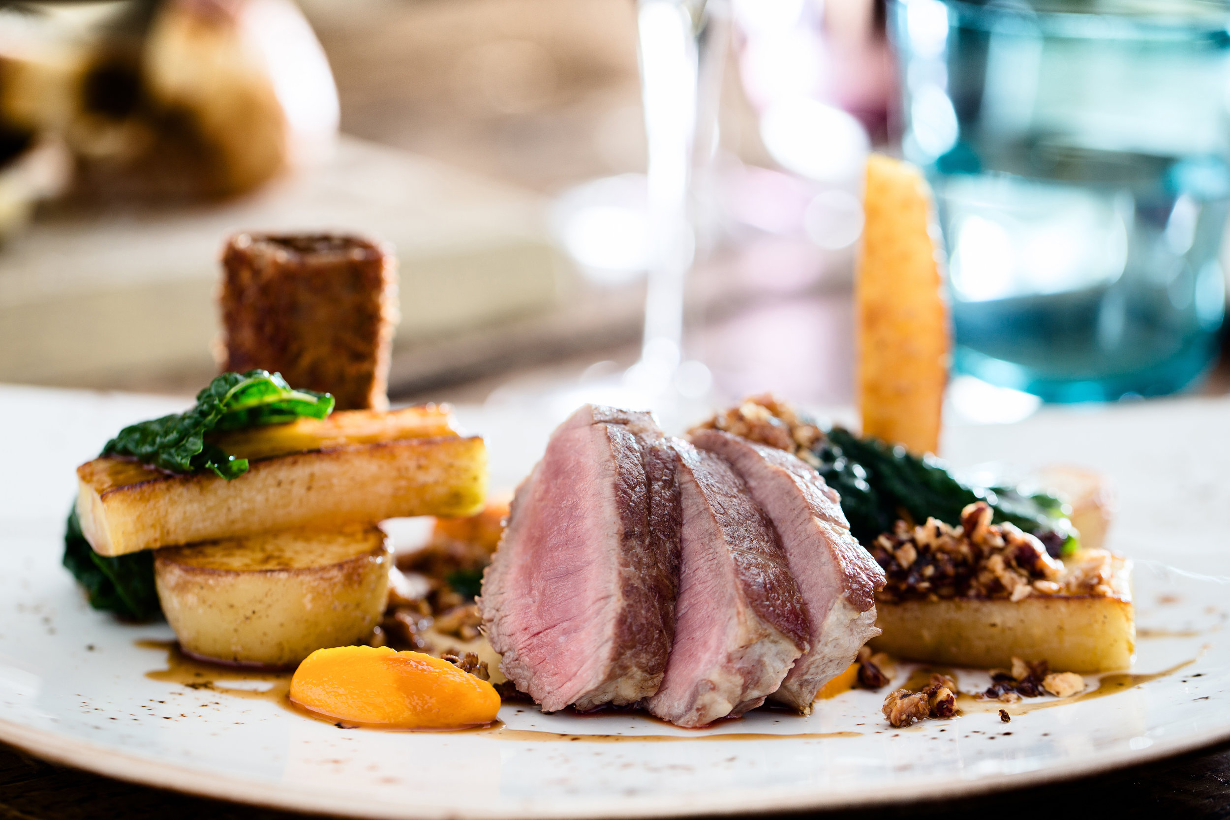 Food at The Kings Hotel Chipping Campden