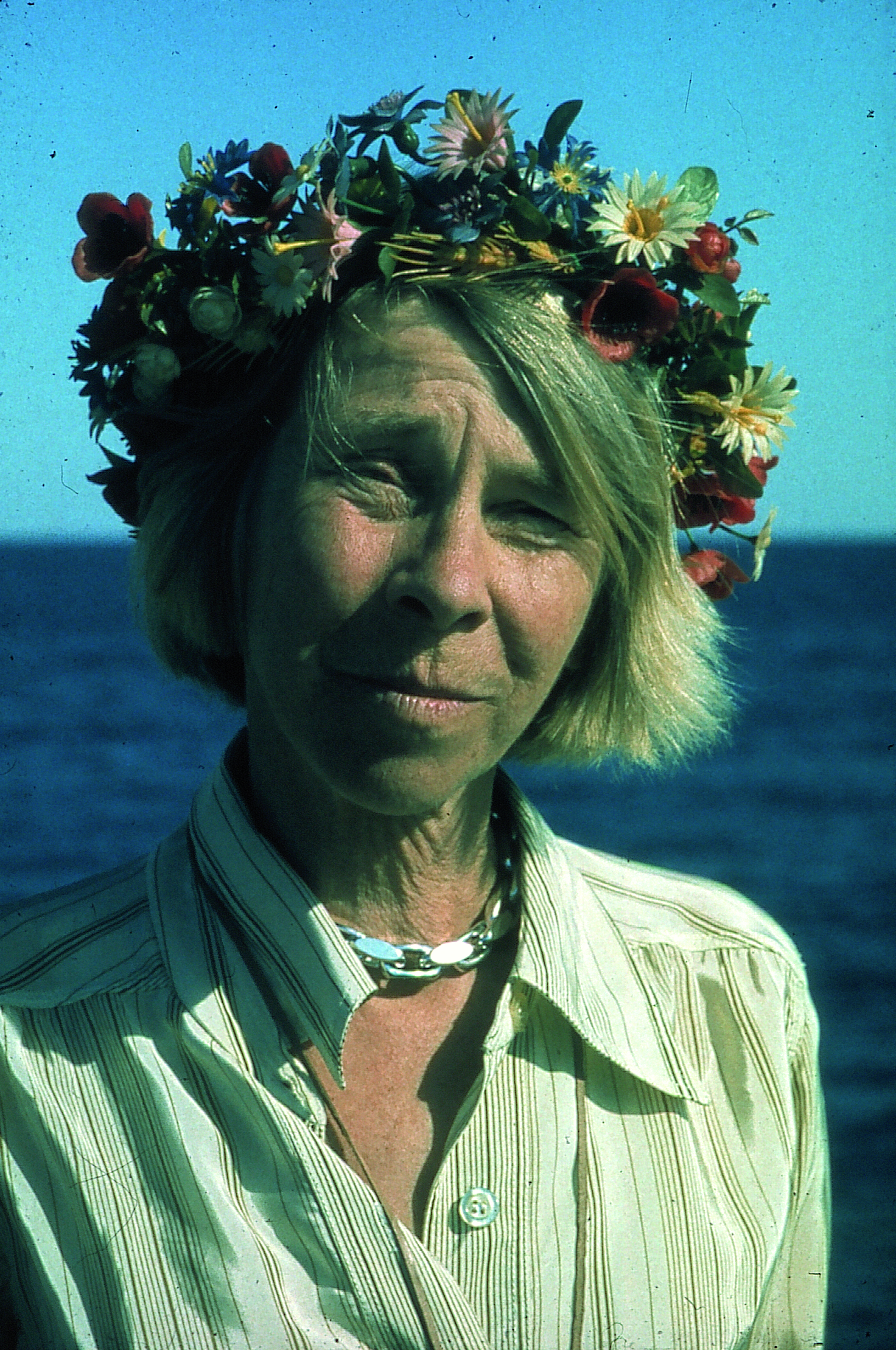 A photo of Tove Jansson