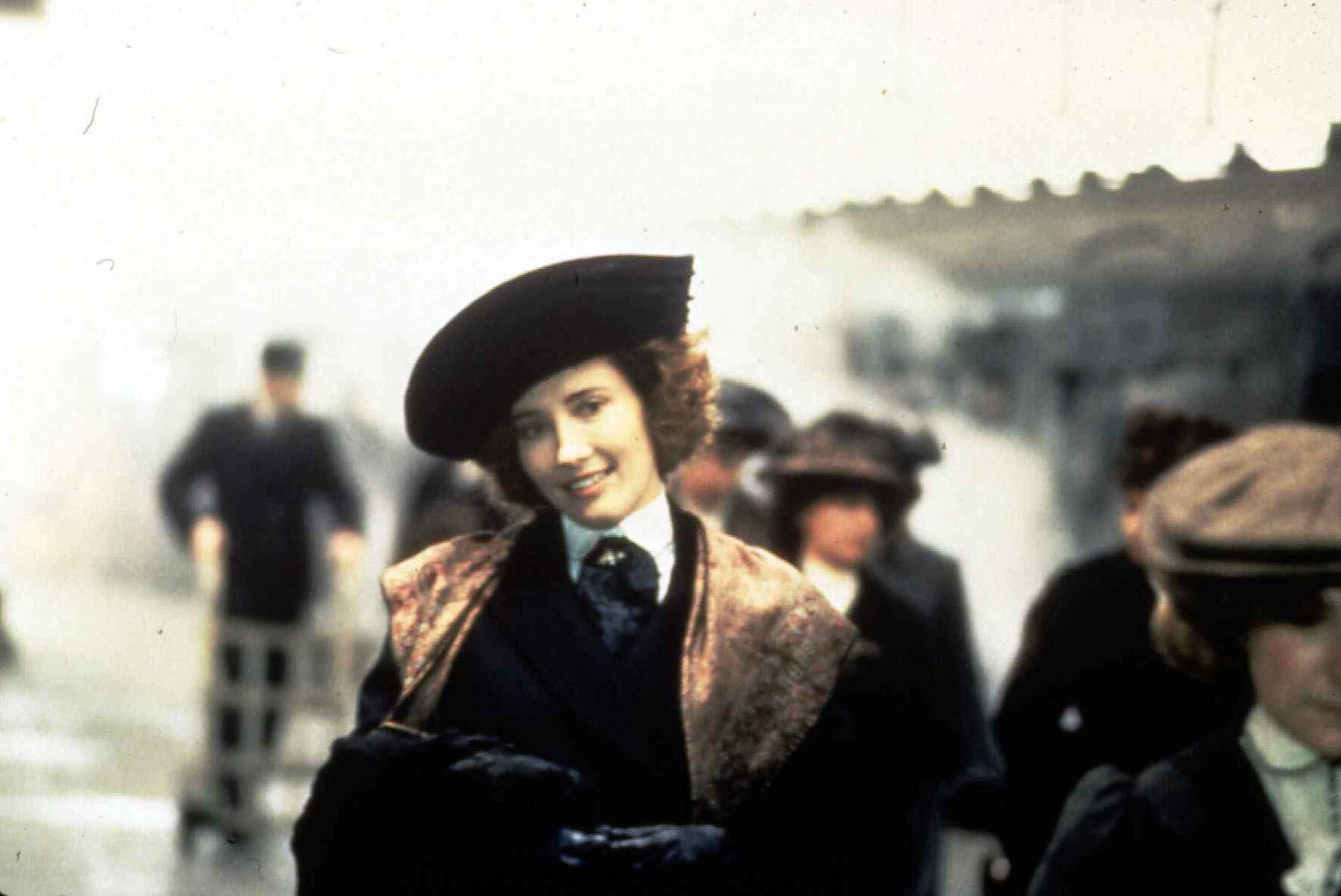 Emma in the 1992 film version of Howard's End