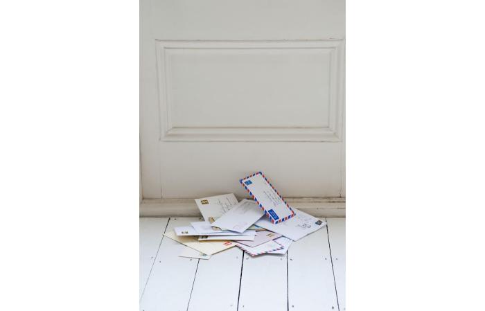 Use the RoyalMail's Keepsafe Service