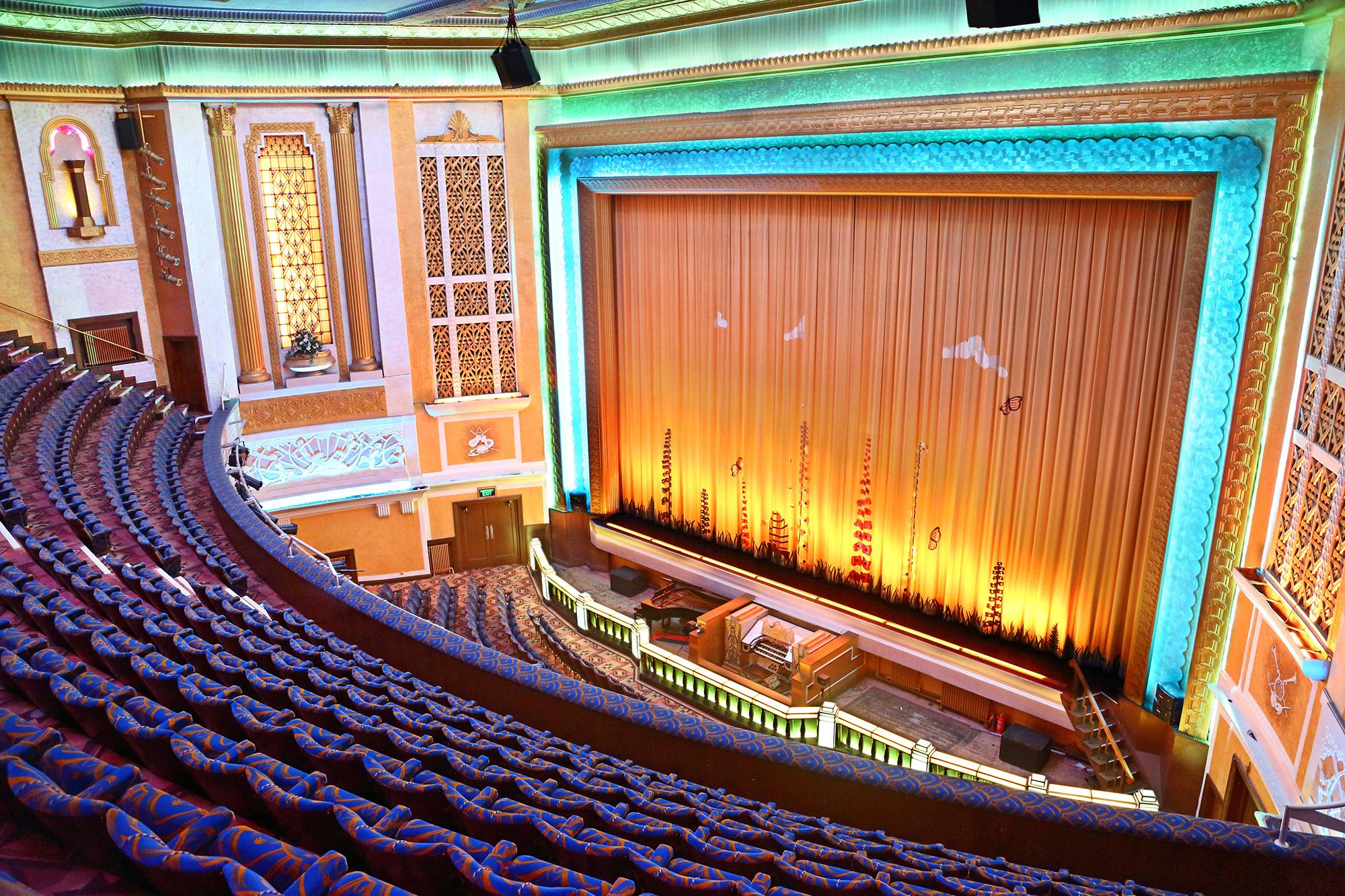 Stockport's 1932 Super Cinema is sopening its doors