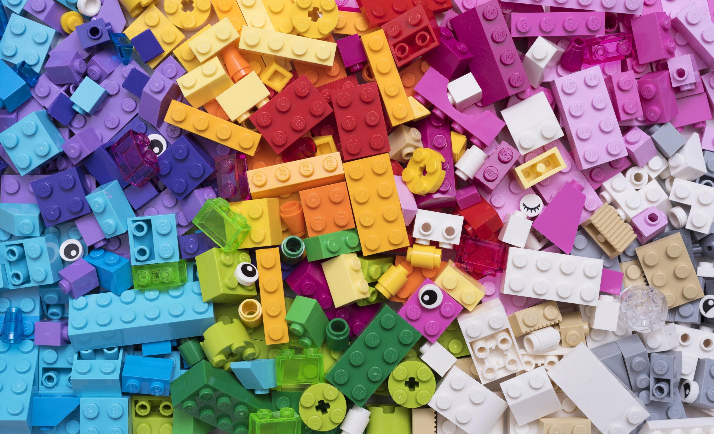 Lego is an eBay best-seller