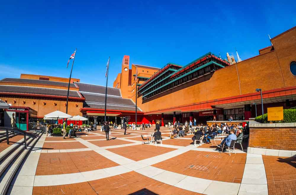 The-British-Library