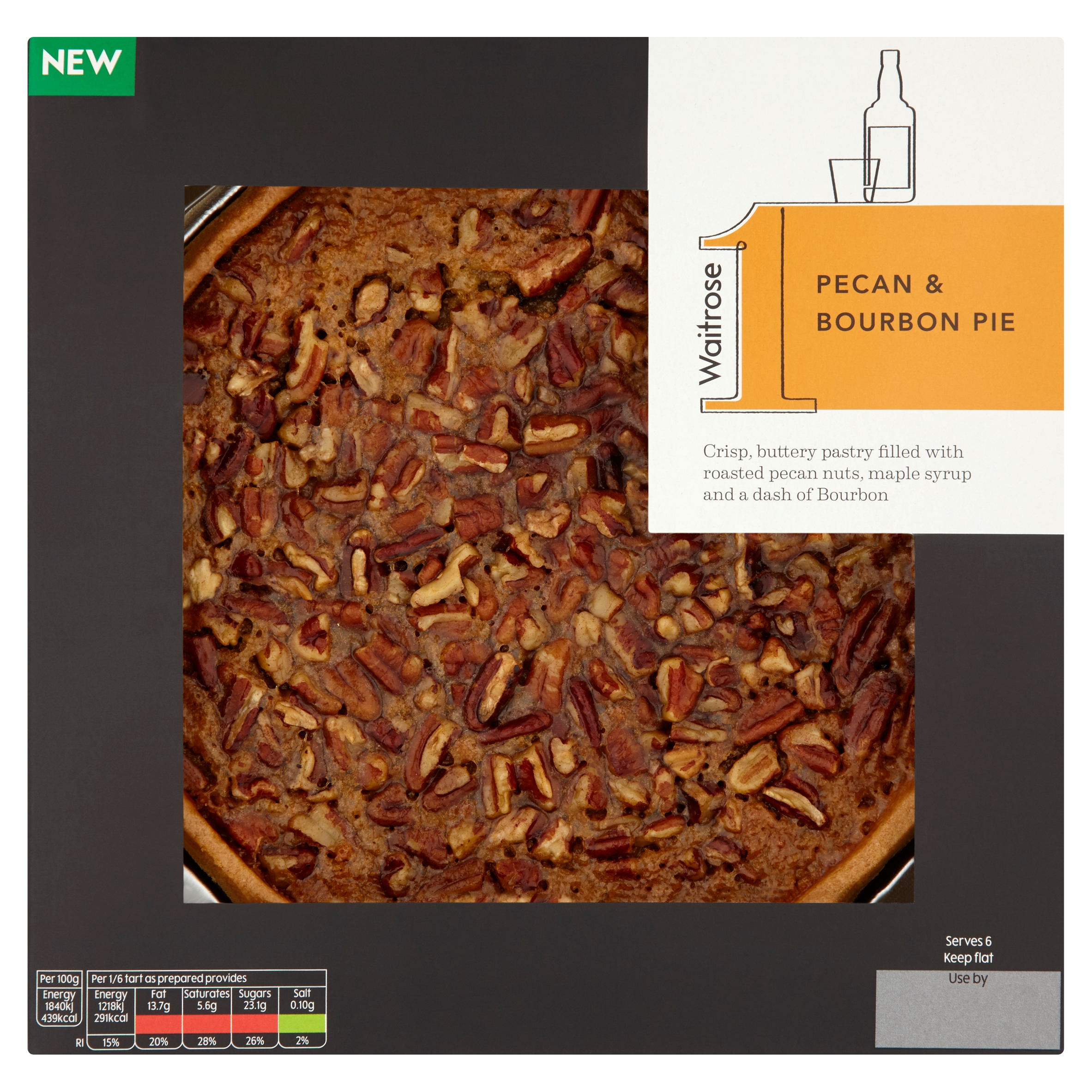 Waitrose 1 Pecan and Bourbon Tart.jpg