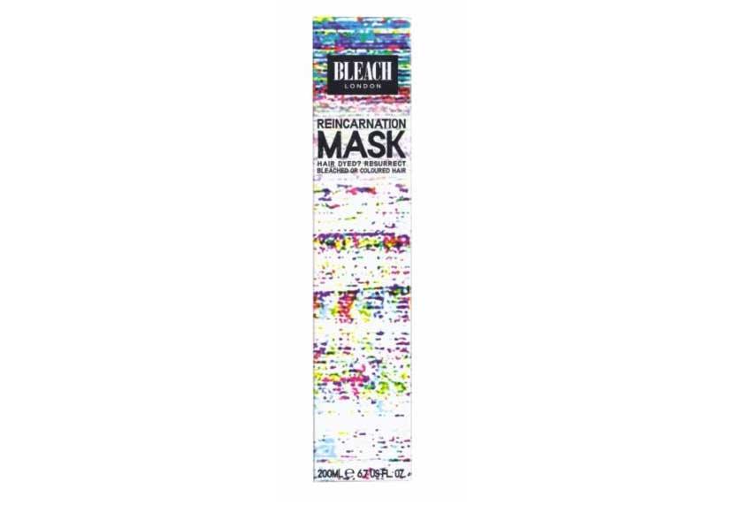 Bleach reincarnation mask