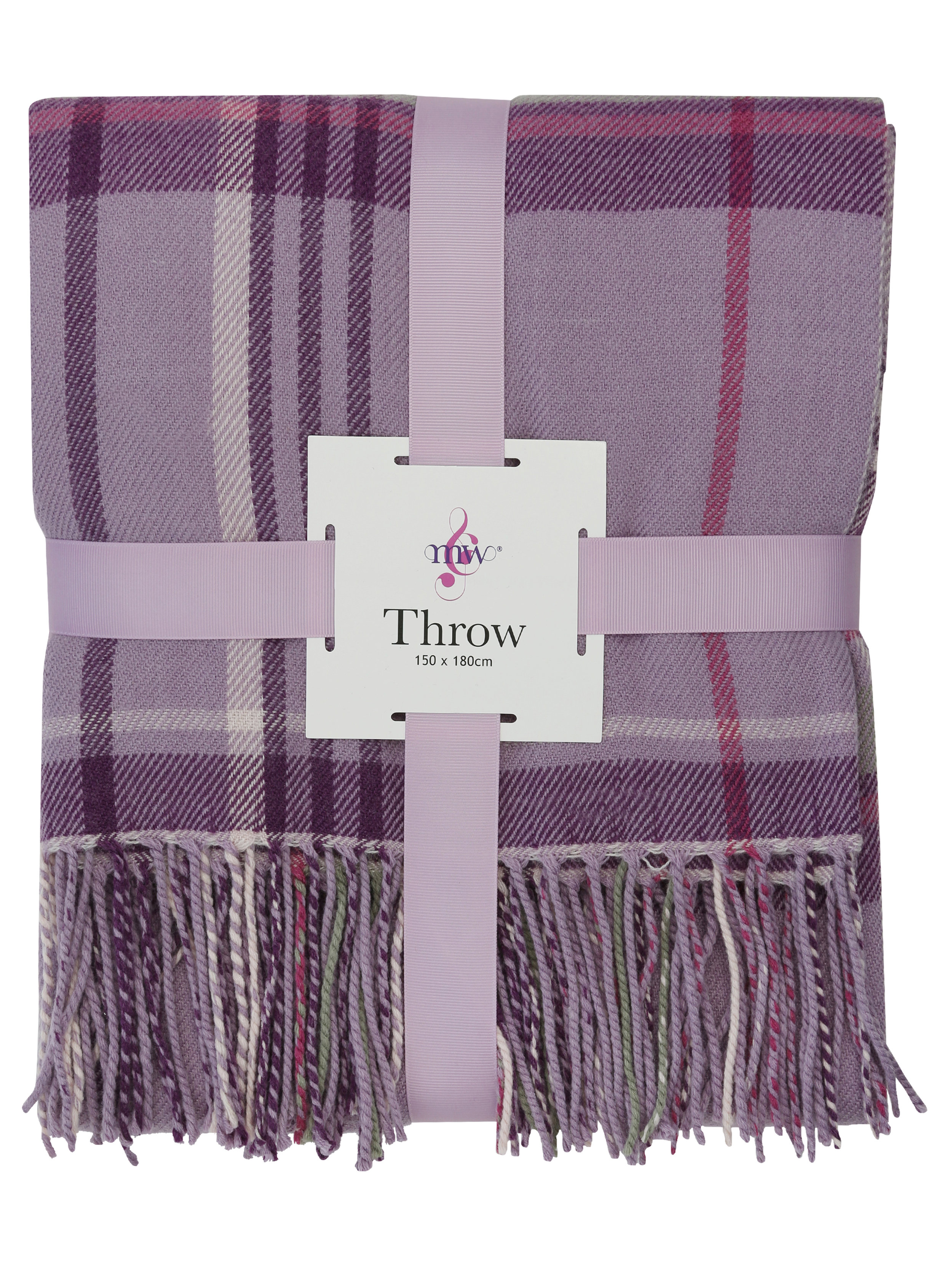 Cosy throw, £20