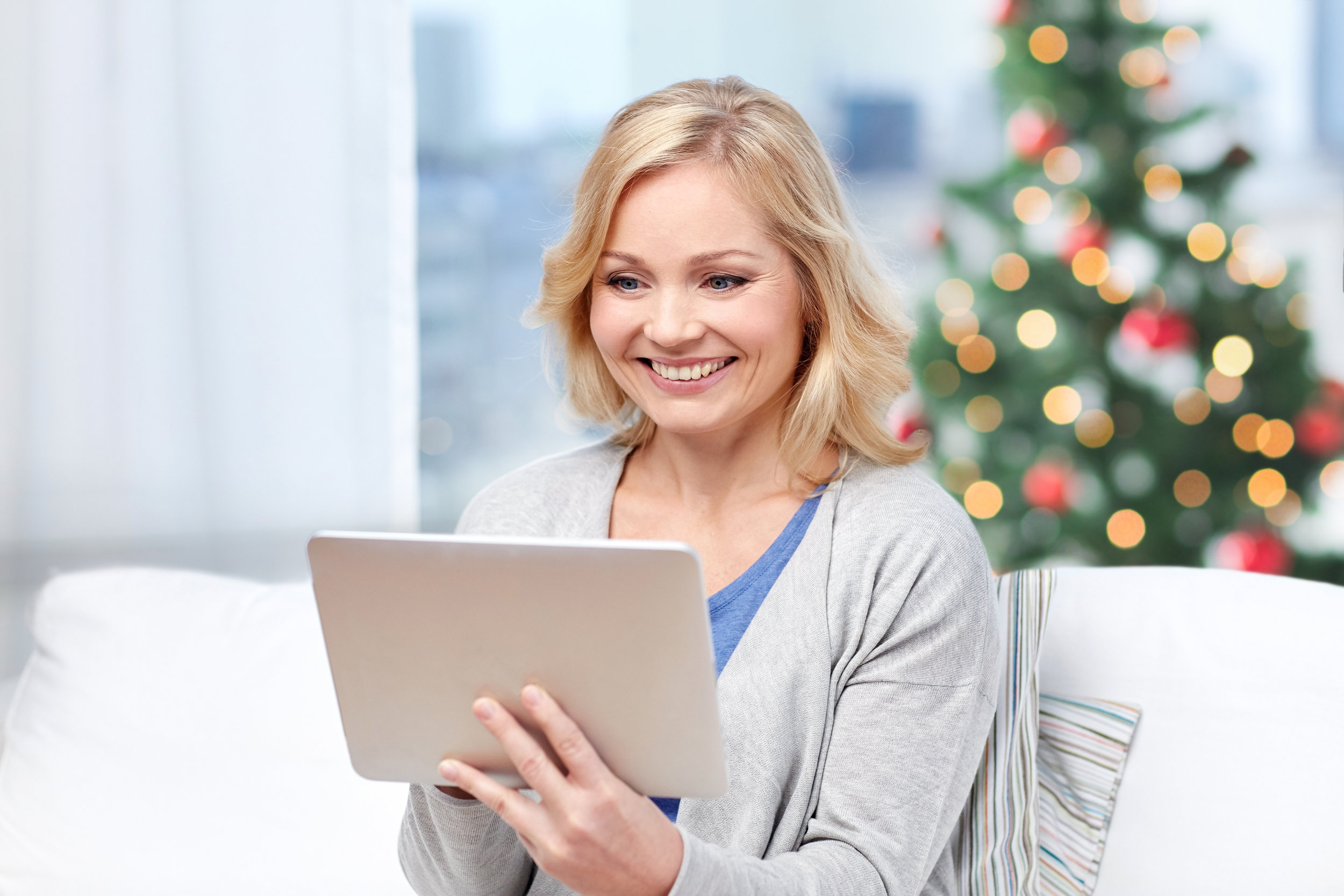 Christmas tree lights can affect your Wi-Fi