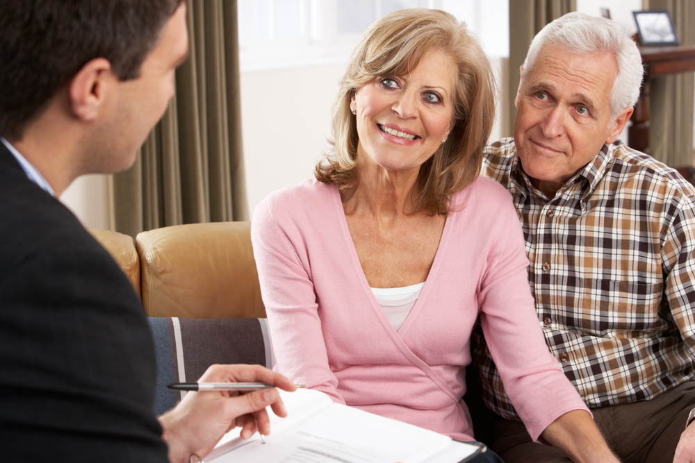 Seek financial advice for your retirement needs