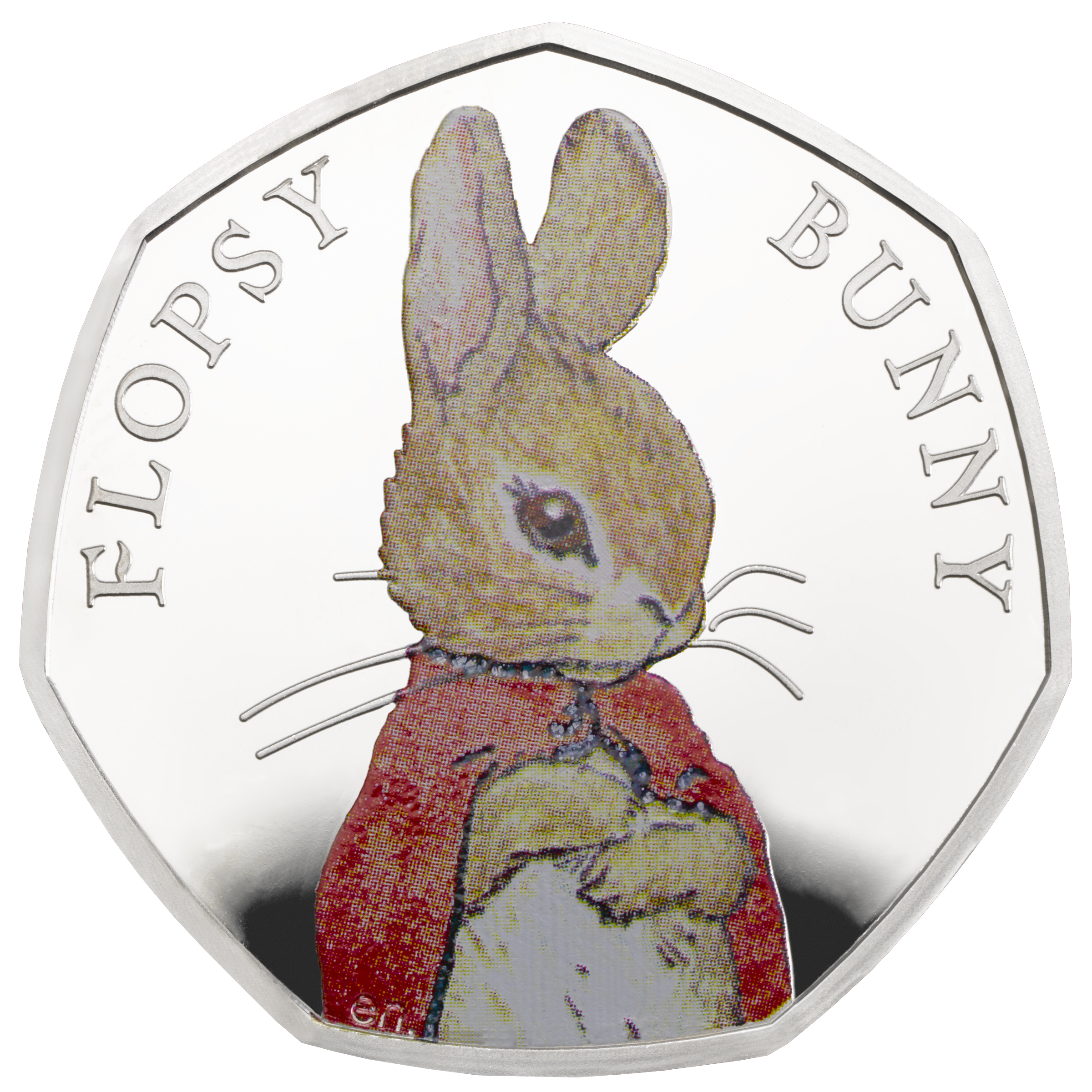 Flopsy Bunny 2018 UK 50p Silver Proof Coin rev tone - ukp62894.png