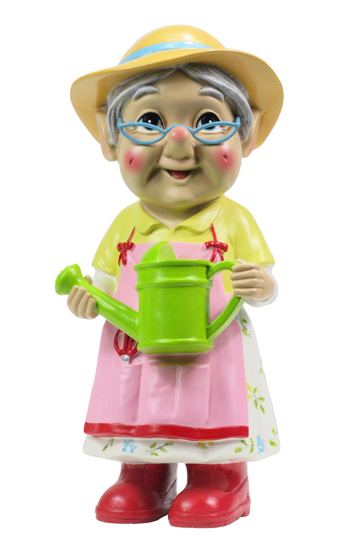 George Home Grandma Gnome.JPG