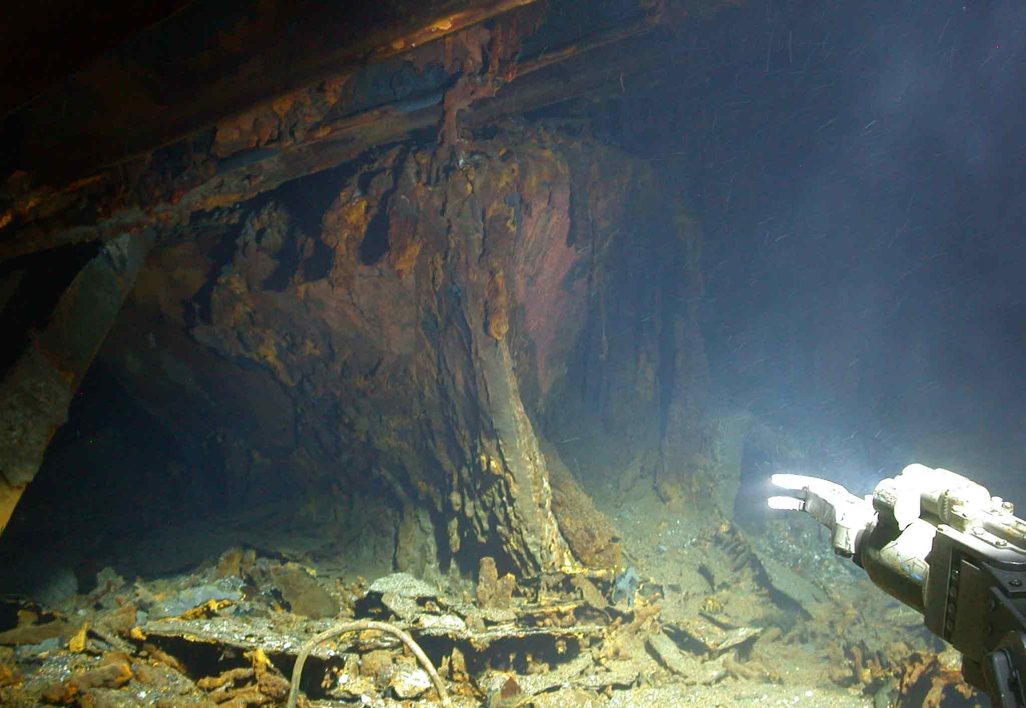 Image: Odyssey Marine Exploration