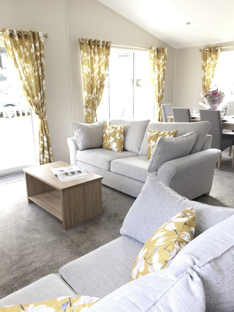 Heather View Luxury Lodge Interior