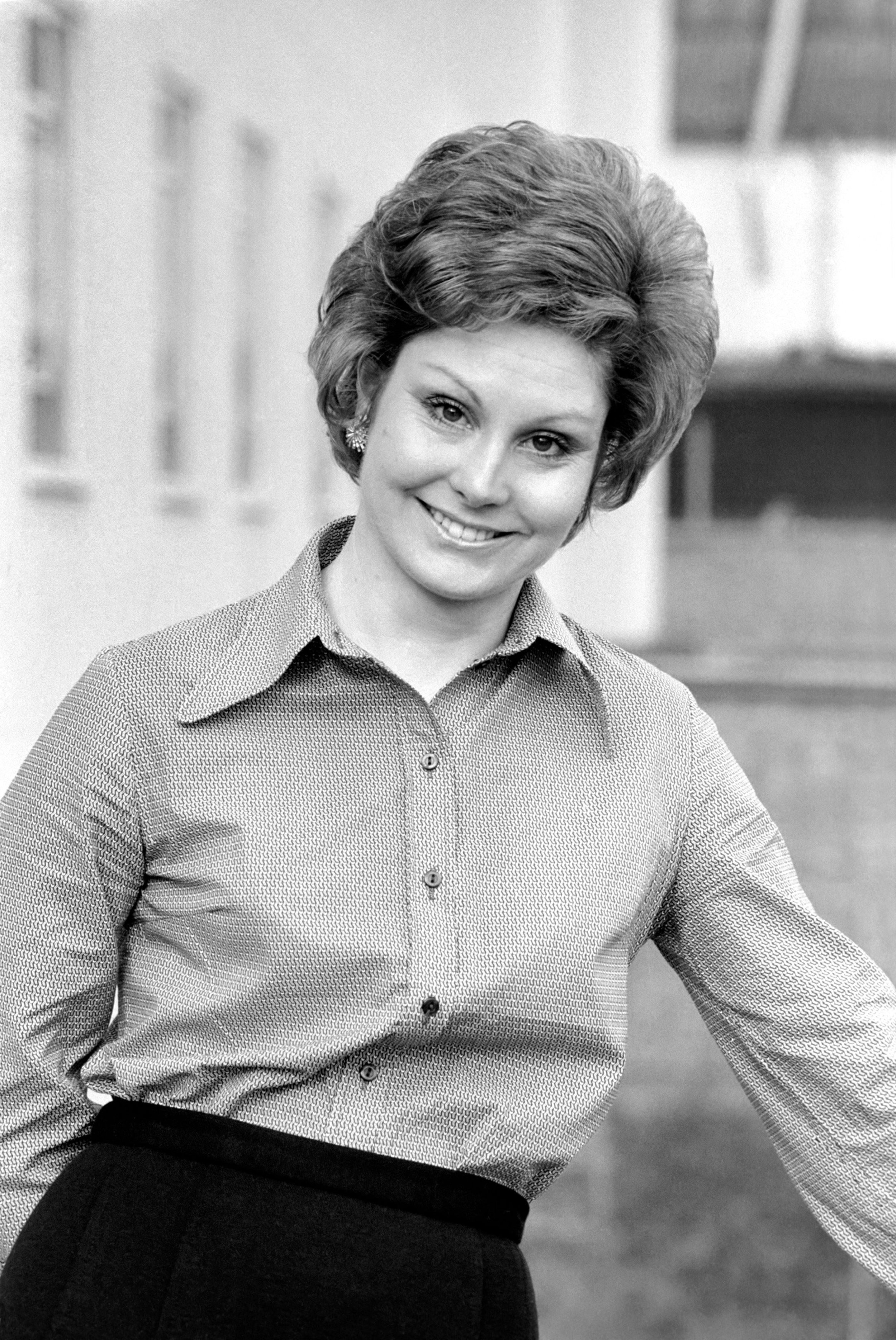 Angela in 1975